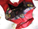 口と足で書く芸術家協会 口と足で描いた絵 エコバッグ NO.3の画像(8枚目)