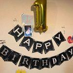 1才のお誕生日💗このカードとっても可愛くておすすめ😁❤出産後からすぐ使いたかったなぁー✨#マタニティ #フェリシモマタニティ #フェリシモ #マタニティ記録 #プレママさんと繋がりたい #プレ…のInstagram画像