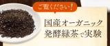 毎日飲みたい常用健康茶発見!国産オーガニック 発酵緑茶の画像(15枚目)