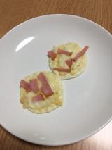 もち吉うす焼きサラダでアレンジレシピの画像(2枚目)