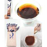 TASLYの「ヴィ・プーアール」はスッキリ飲みやすくマイルドに仕上げたプーアール茶エッセンス🧚スティックタイプの包装が10包✨お湯でサッと溶けて即飲めます😄苦くない💕からだの芯から温め…のInstagram画像