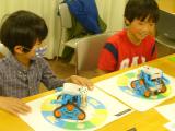 体験!!セブンカルチャー★タミヤロボットスクールロボットプログラミングスクールの画像(6枚目)