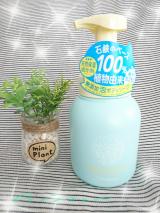 「洗浄成分100%植物由来! ペリカン石鹸 無添加ボディソープ BODY SOAP ①」の画像(1枚目)