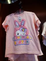 【USJ】手に入るのは今だけ♡うさ耳キティちゃんTシャツの画像(2枚目)