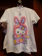 【USJ】手に入るのは今だけ♡うさ耳キティちゃんTシャツの画像(3枚目)