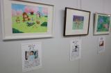 「「口と足で描く芸術家協会」の課外授業に夫婦で参加!」の画像(3枚目)