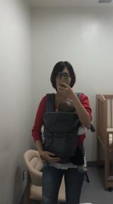 ドクターレーベル ベビーキャリア / baby carrier」モニターの画像(8枚目)