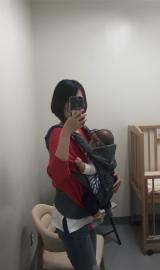 「ドクターレーベル ベビーキャリア / baby carrier」モニター」の画像(9枚目)