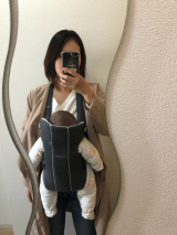 「ドクターレーベル ベビーキャリア / baby carrier」モニター」の画像(6枚目)