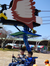「3人息子と春休み♡生駒山上遊園地行ったでぇ~」の画像(13枚目)