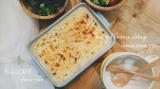 【うちごはん】ツナと白菜のチーズクリームシチューの画像(1枚目)