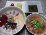 海鮮丼の画像(1枚目)