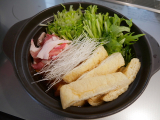 「ねこぶだしで作る豚肉のはりはり鍋風」の画像(3枚目)