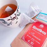オーガニック・プレミアム・ルイボスティルイボスティーの中でもオーガニック認証を取得した最高級グレードの茶葉を100%使用出来たての香りそのまま✨ルイボスティー大好き💕#…のInstagram画像