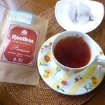 ・TIGERさんの『オーガニック・プレミアム・ルイボスティー』を飲んでみました♪ルイボスティーの中でも、オーガニック認証を取得した最高級グレードの茶葉を100%使用。最高級品質のオーガ…のInstagram画像