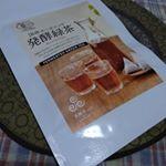 国産オーガニック発酵緑茶を飲んでみました。こちらの商品は、腸活によいお茶です。国産有機緑茶と黒麹菌で毎日の腸活をサポートしてくれます。この国産オーガニック発酵緑茶がすごいのは、やせホル…のInstagram画像