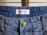 【ANDJ アンドジェイ】のデニムスカートがプチプラなのに素敵すぎる!!の画像(3枚目)