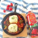 「ちょっとリッチな濃厚トマトジュース♡デルモンテ リコピンリッチ*」の画像(1枚目)