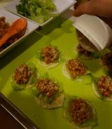 「第5回『お煎餅を使ったレシピコンテスト』もち吉「うす焼きサラダ」で家族みんなが喜ぶ逸品♪」の画像(13枚目)