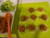 「第5回『お煎餅を使ったレシピコンテスト』もち吉「うす焼きサラダ」で家族みんなが喜ぶ逸品♪」の画像(12枚目)