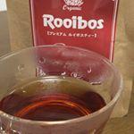 家族からは、ルビー色のお茶ください、とリクエストされています。ノンカフェインで、雑味もなく、とても美味しいルイボスティーです。のInstagram画像