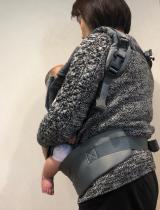 """「続・""""ドクターレーベル ベビーキャリア / baby carrier」モニター""""」の画像(3枚目)"""