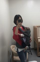 """「続・""""ドクターレーベル ベビーキャリア / baby carrier」モニター""""」の画像(2枚目)"""