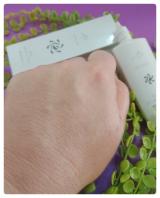シャルレのエタリテ デュアルプロテクトフォースN 日焼け止め乳液♪の画像(4枚目)