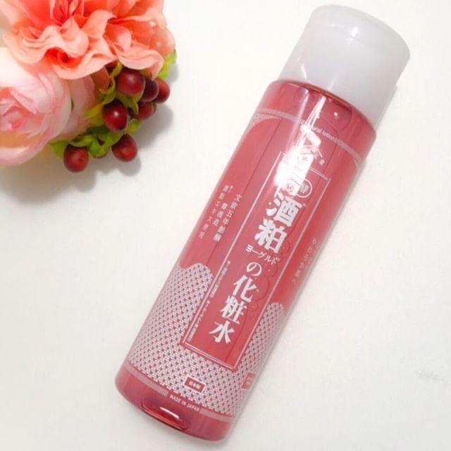 口コミ投稿:#和肌美泉 酒粕ヨーグルト化粧水..*W発酵処方で肌を健やかに美しく.乾燥・ゴワつ…