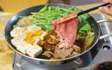 最高級の神戸牛ですき焼きを堪能の画像(4枚目)