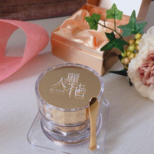 口コミ投稿:・・麗人花ゴールドプラセンタ(ジェル美容液)・・パリミキコスメ最高峰のエイジング…