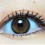 ワンデーカラーコンタクト #beeheartb #110-OL #オリーブ を使ってみました!👀✨55%高保水レンズ&UVカットで、うるおいをプラスして瞳になじむ着け心地がコンセプトです🎶ぷる…のInstagram画像