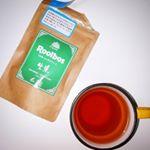 #タイガールイボスティー をようやくゲットできましたぁ✨#ルイボスティー など#ノンカフェイン の飲み物はコーヒー好きとしては嬉しい😄♥#ルイボスティー専門店 の#オーガニック のお茶なの…のInstagram画像