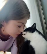 「キングアガリスク100 ペット用 ♡愛猫チャッソにアガリスク♡」の画像(1枚目)