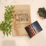 SASS.コーヒー&ココア スクラブの画像(1枚目)
