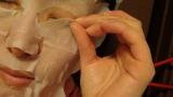 プラセンタ エッセンスマスク でしっかり 保湿!!の画像(6枚目)