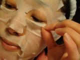 プラセンタ エッセンスマスク でしっかり 保湿!!の画像(5枚目)