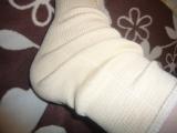 シルクと綿の良いとこ取り♪「シルクを綿で守る5本指靴下の画像(3枚目)