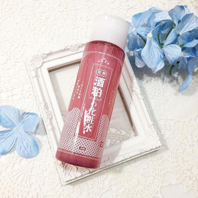 口コミ投稿:#和肌美泉 発酵・酒粕ヨーグルト化粧水 W発酵処方の濃厚エッセンスが角質層にたっぷ…