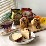 .くりーむパンでお馴染みの八天堂( @hattendo_official )さんのシンガポールマフィン🇸🇬.シンガポール生まれの新食感スイーツだよー🙆♀️❤️.普通のマフィンと違…のInstagram画像