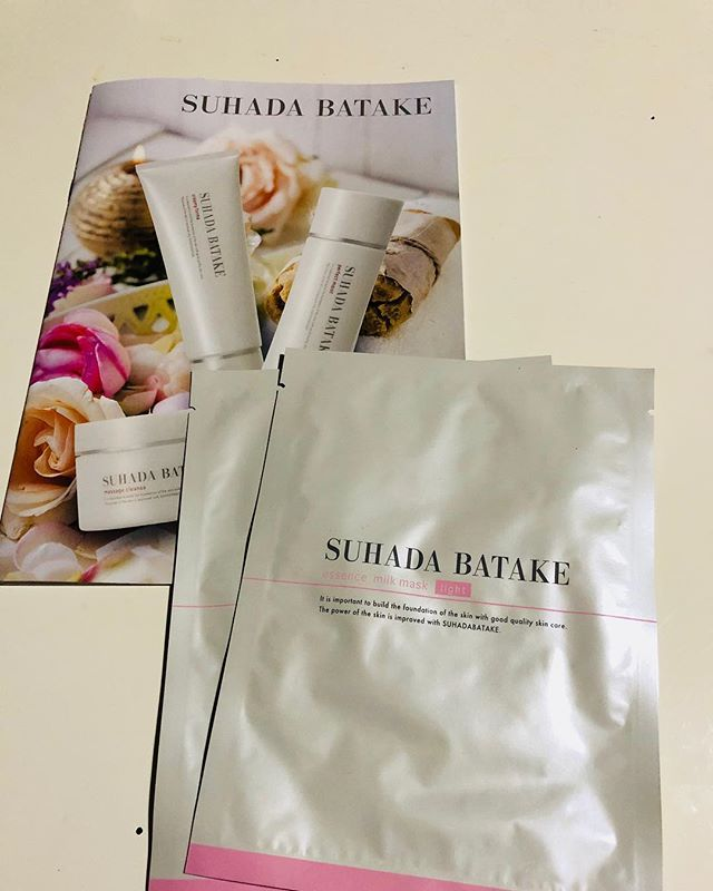 口コミ投稿:季節の変わり目、肌荒れに気になる時期なんで、SUHADA BATAKEさんのエッセンスミルク…