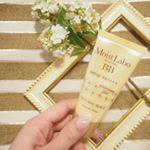 神田沙也加さんがイメージモデルをしているモイストラボ薬用美白BBクリームのレビューです😊美白×カバー力がバージョンアップしたんだって✨このBBクリームは美容液、クリーム、UVカット、化…のInstagram画像