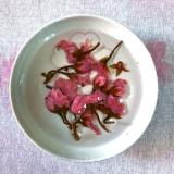海の精さんの「桜の花塩漬け」で春色「桜ご飯」!の画像(5枚目)