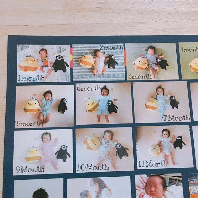 口コミ投稿:みんなのシールで娘の成長記録ノート用のシール作りました🥰とても気に入ってるのでリ…