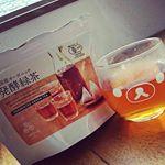 安心、安全な国産オーガニック!ダイエット効果も☆#国産オーガニック発酵緑茶 #腸活 #おうちカフェ #緑茶 #発酵食品 #monipla #yamasan_fanのInstagram画像