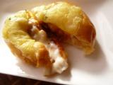 八天堂さんの甘くないパンもおいしいです♪『くりーむグラパン』の画像(8枚目)