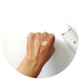 紫外線と乾燥からやさしく守る化粧下地にもおすすめの日焼け止め乳液。の画像(3枚目)