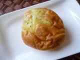 八天堂さんの甘くないパンもおいしいです♪『くりーむグラパン』の画像(3枚目)