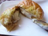 八天堂さんの甘くないパンもおいしいです♪『くりーむグラパン』の画像(4枚目)
