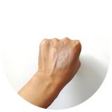 紫外線と乾燥からやさしく守る化粧下地にもおすすめの日焼け止め乳液。の画像(4枚目)